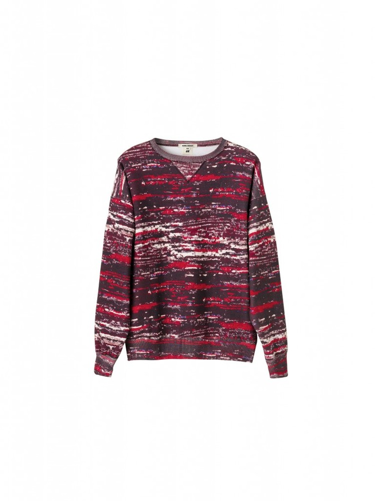 isabel-marant-hm-mens-red-sweater