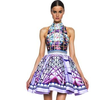 MaKatrantzou-Trinkolo-Dress-Foli-Rose-Runner