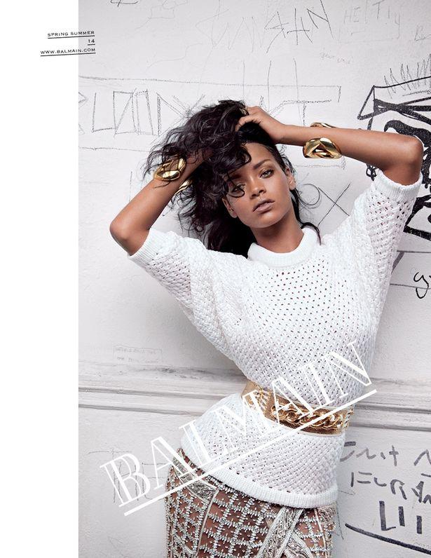 Rihanna-for-Balmain-campaign