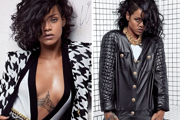 Rihanna-Balmain-campaign