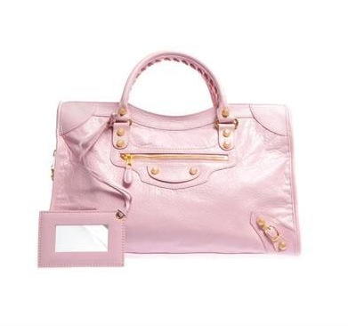 Balenciaga Giant City leather tote