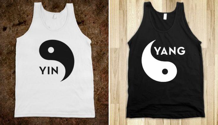 yin yang tank