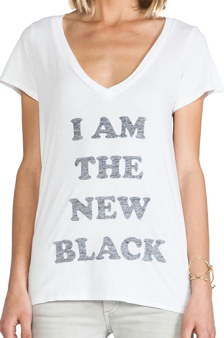 I am the new black