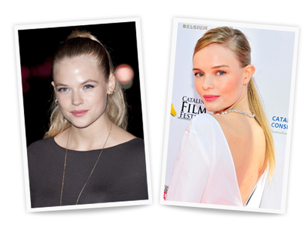 Gabriella Wilde and Kate Bosworth
