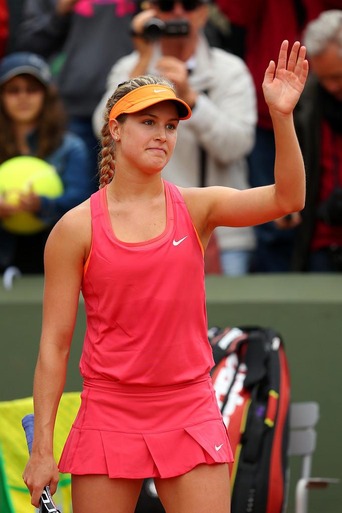 Eugenie-Bouchard-Roland-Garros-2014
