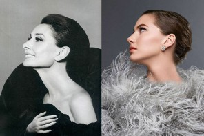Emma Ferrer Channels Her Grandmother Audrey Hepburn