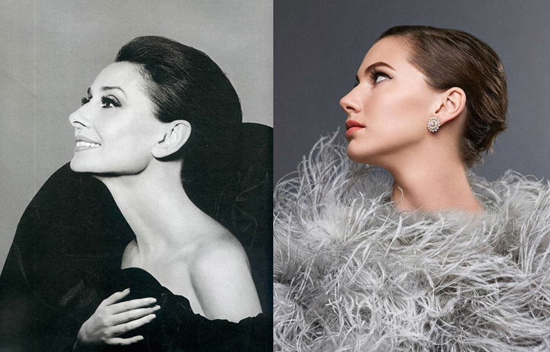 Audrey-Hepburn-Granddaughter-Emma-Ferrer-Bazaar
