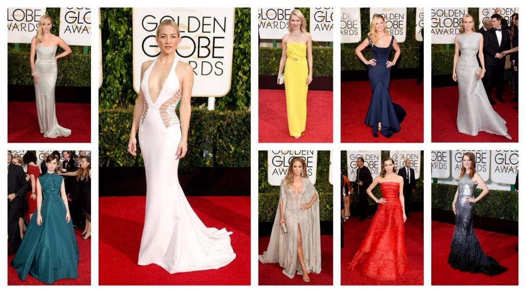 best dressed golden globes 2015