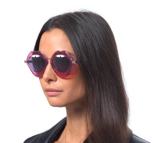 HOUSE OF HOLLAND Lippy sunglasses