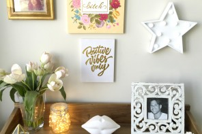 Creating A Girly Office Space